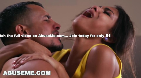 ABUSE ME – Kinky Teen Nicole Bexley Likes It Rough, JB Rodeo Lets Her Have